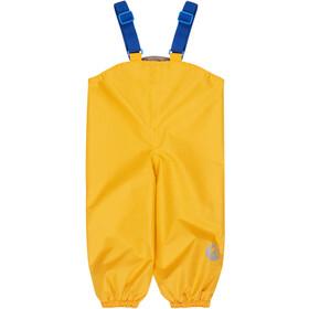 Finkid Kids Pullea Rain Pants yellow
